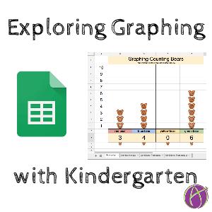 Exploring Graphing with Kindergarten using Google Sheets - Teacher Tech
