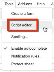 Google Apps Script: Create New Tabs - Teacher Tech