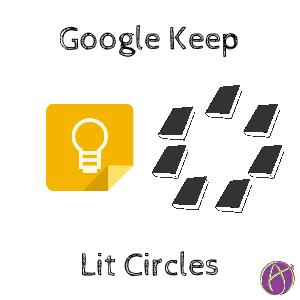 Google Keep Lit Circles