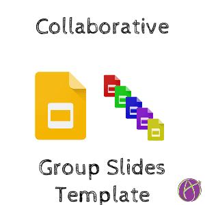 google slides collaborative template teacher tech