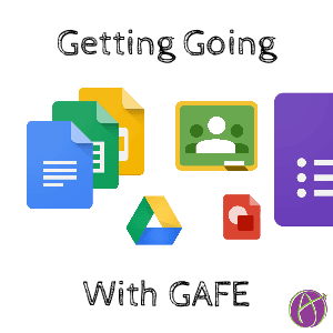 Getting going with google apps for education