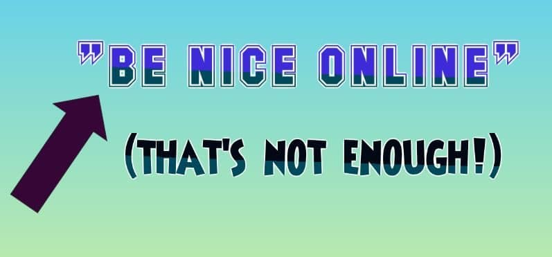 be nice online julie smith