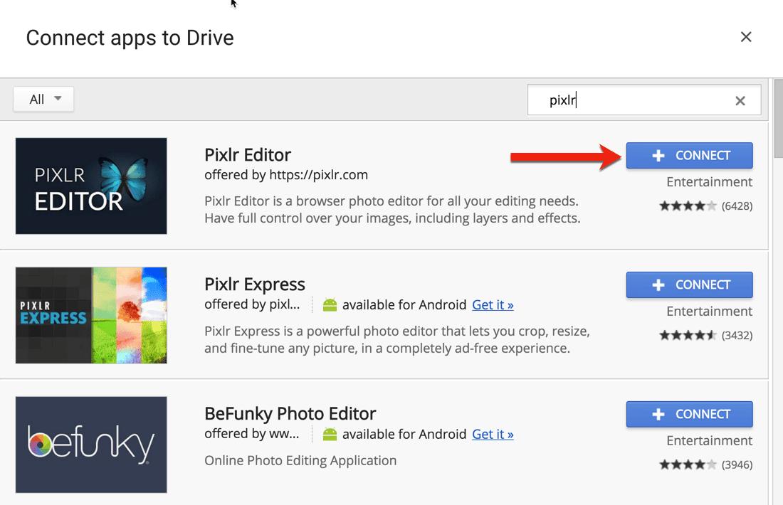 Edit Images in Google Drive: Pixlr Editor - Teacher Tech