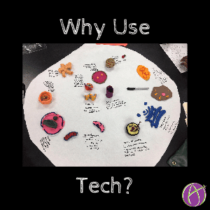 why use tech?