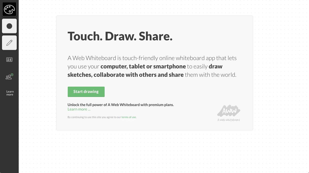 Google Classroom: Collaborate with Aww Web Whiteboard - Teacher Tech