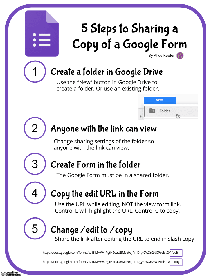 5 steps to sharing a copy of a google form teacher tech link to google drawing ccuart Gallery