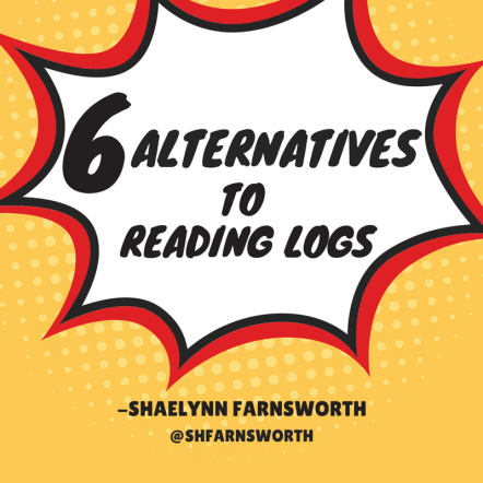 6 alternatives to reading logs by shaelynn