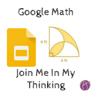 Google Math Join Me In My Thinking