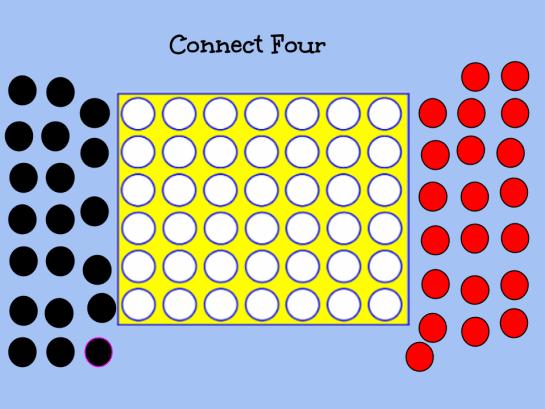 - Connect 4 by Matt Gomez
