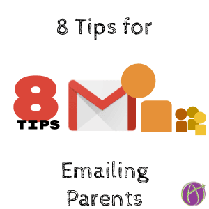 8 Tips for Communicating with Parents using Email