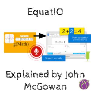 EquatIO by John McGowan