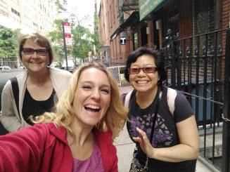 alice diana cathy in new york