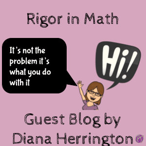 diana herrington rigor math