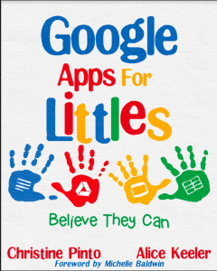 Google Apps for Littles Book by Christine Pinto