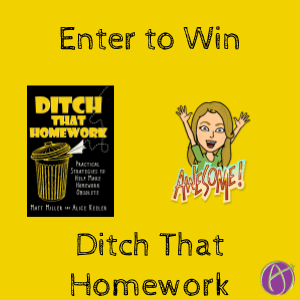 win ditch that homework