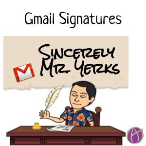 Don Yerks Gmail Signatures