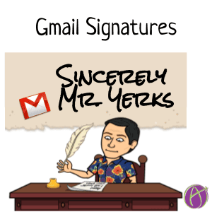 Don Yerks Gmail Signatures