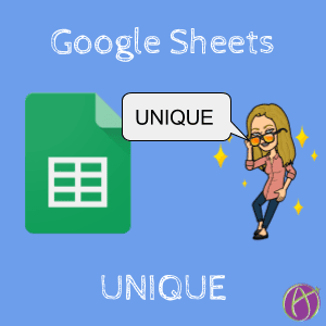 Google sheets unique (1)