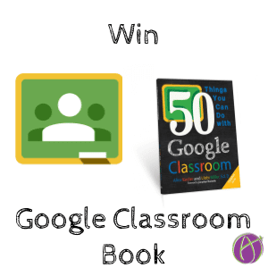 win Google Classroom book