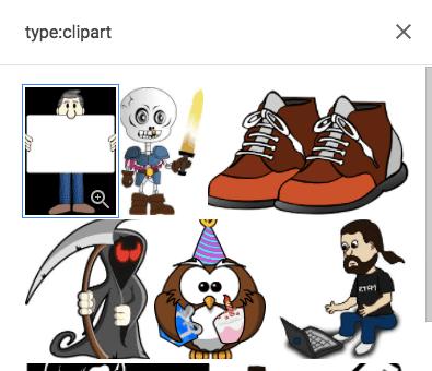 type:clipart