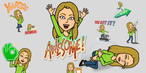 make learning better with bitmoji teacher tech