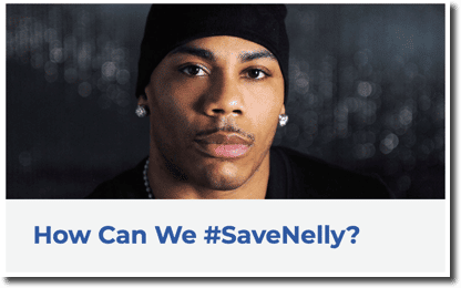 How can we save Nelly!