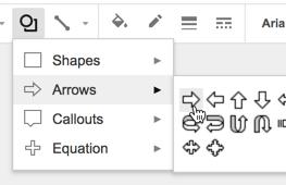 add shapes to google slides teacher tech