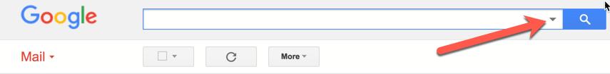 Define a filter in Gmail