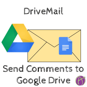 DriveMail by Alice Keeler