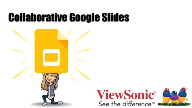 Collaborative Google Slides is my holy grail