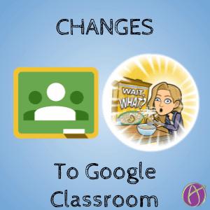 A Peek at the New Google Classroom