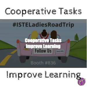 cooperative tasks improve learning