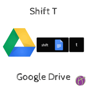 Create a Google Doc – Shift T