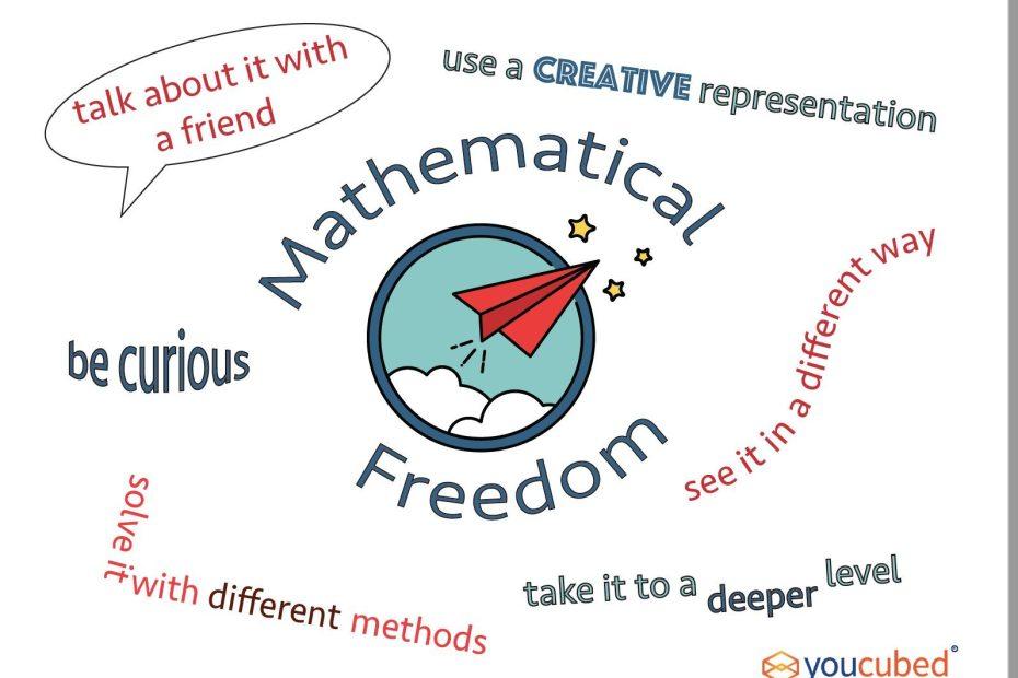 mathematical freedom