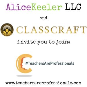 Classcraft Joins the #TeachersAreProfessionals Movement