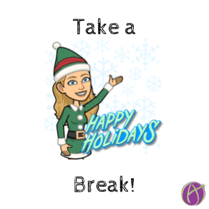 Teachers, Take a Break!