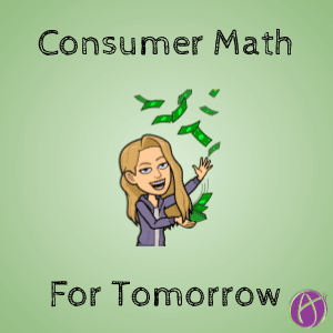 consumer math for the 21st Century