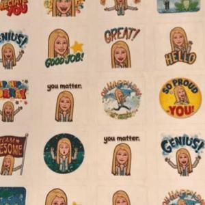 Avery Sticker Labels