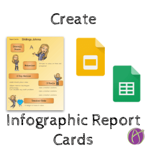 Create an Infographics Report Card