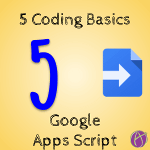 5 Basics to Know for Coding