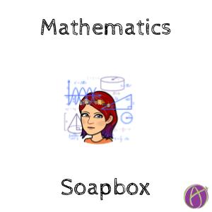 Mathematics Soapbox by @mindyenglett