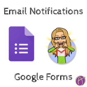 Google Forms Notifications