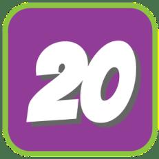 Drive 20 2 2