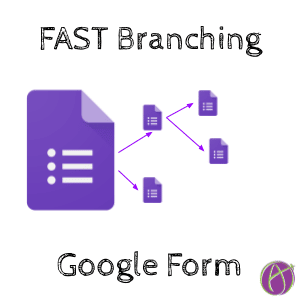 Fast branching Google Form