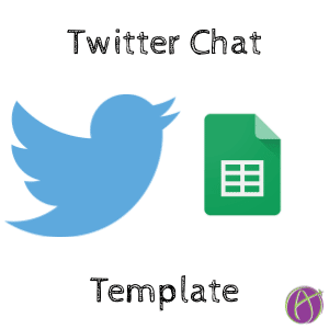 Twitter Chat Template