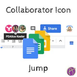 Collaborator Icon Jump