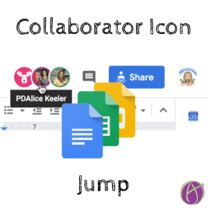 Collaborator Icon Jump