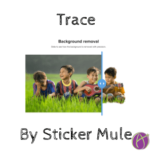 Trace by Sticker Mule