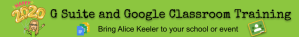 Bring Alice Keeler to your school