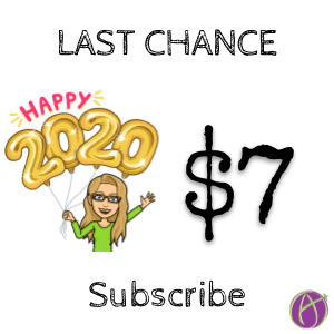 last chance to subscribe